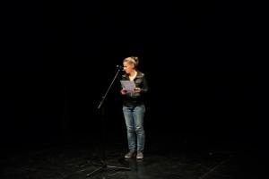 Przewodnicząca Jury Maria Spiss - zakończenie Festiwalu