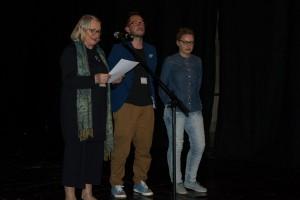 Jury: Maria Maj, Tomasz Kireńczuk, Maria Spiss