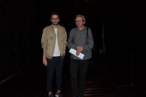Jacek Górecki i Janusz Górecki